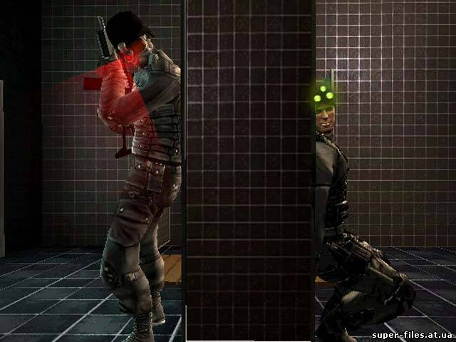 Tom Clancy's Splinter Cell: Chaos Theory (Splinter Cell: Теория Хаоса